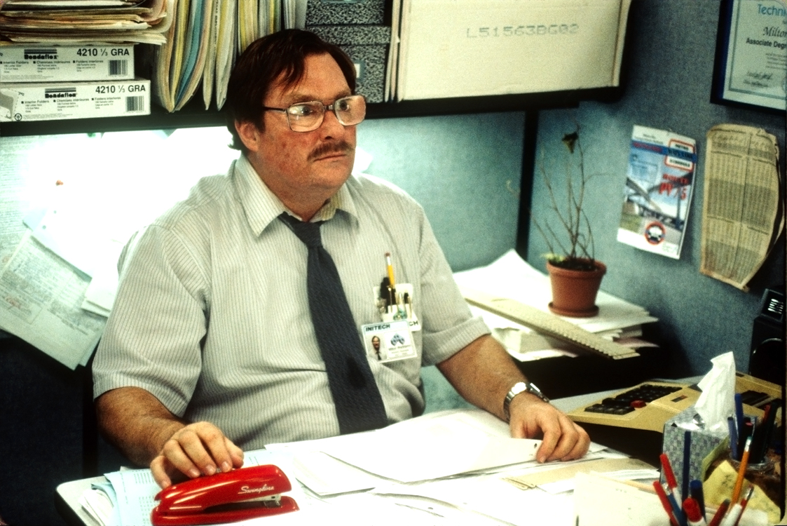 In Appreciation Of Office Space At 20 Before The Cyborgs