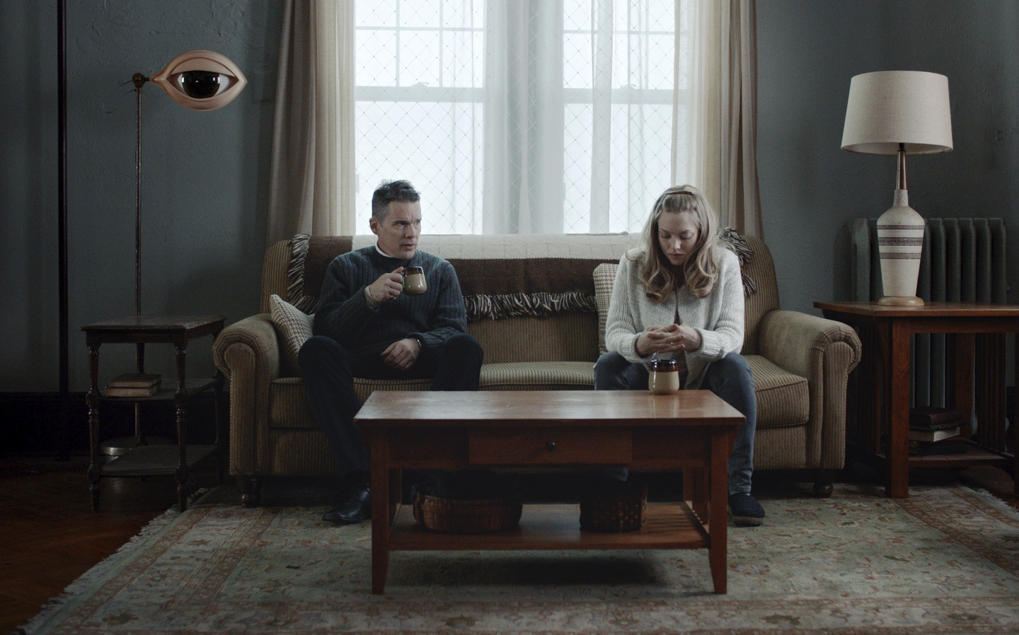 First Reformed Review Still 1