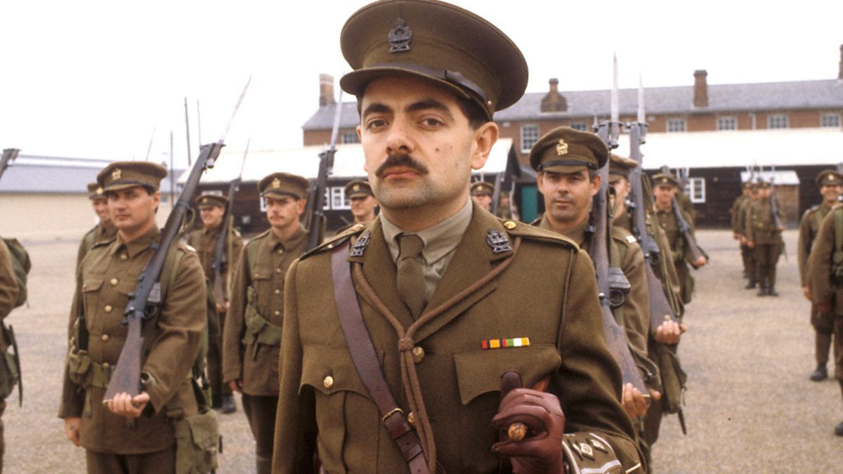 Blackadder Goes Forth Still 3