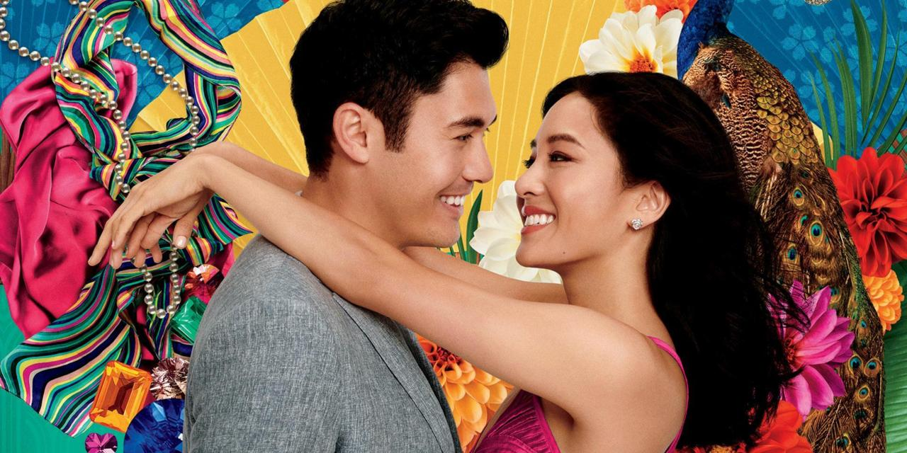 Crazy Rich Asians Still 1