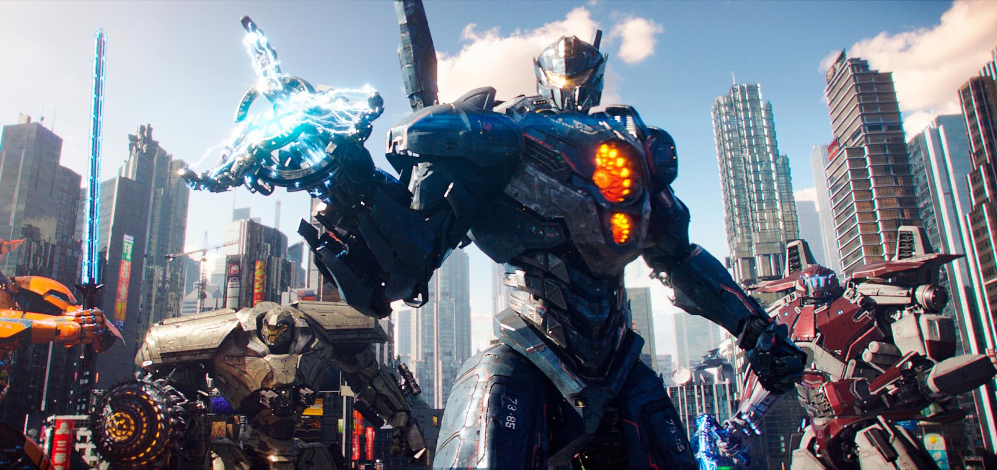Pacific Rim: Uprising Review Before The Cyborgs Still 1
