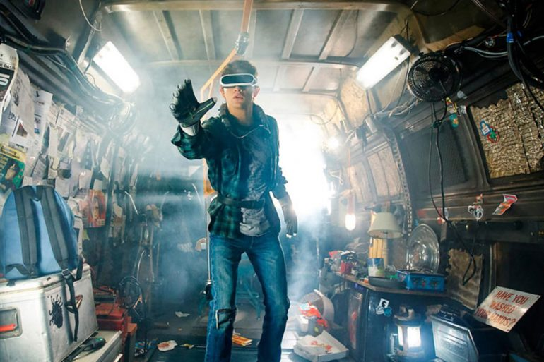 Ready Player One Review Still 1