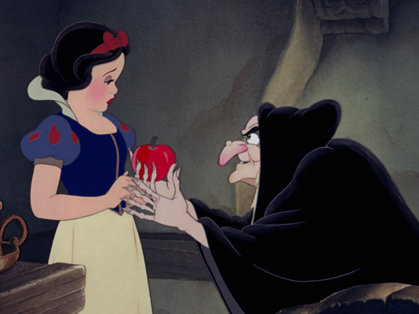 Snow White Still 1