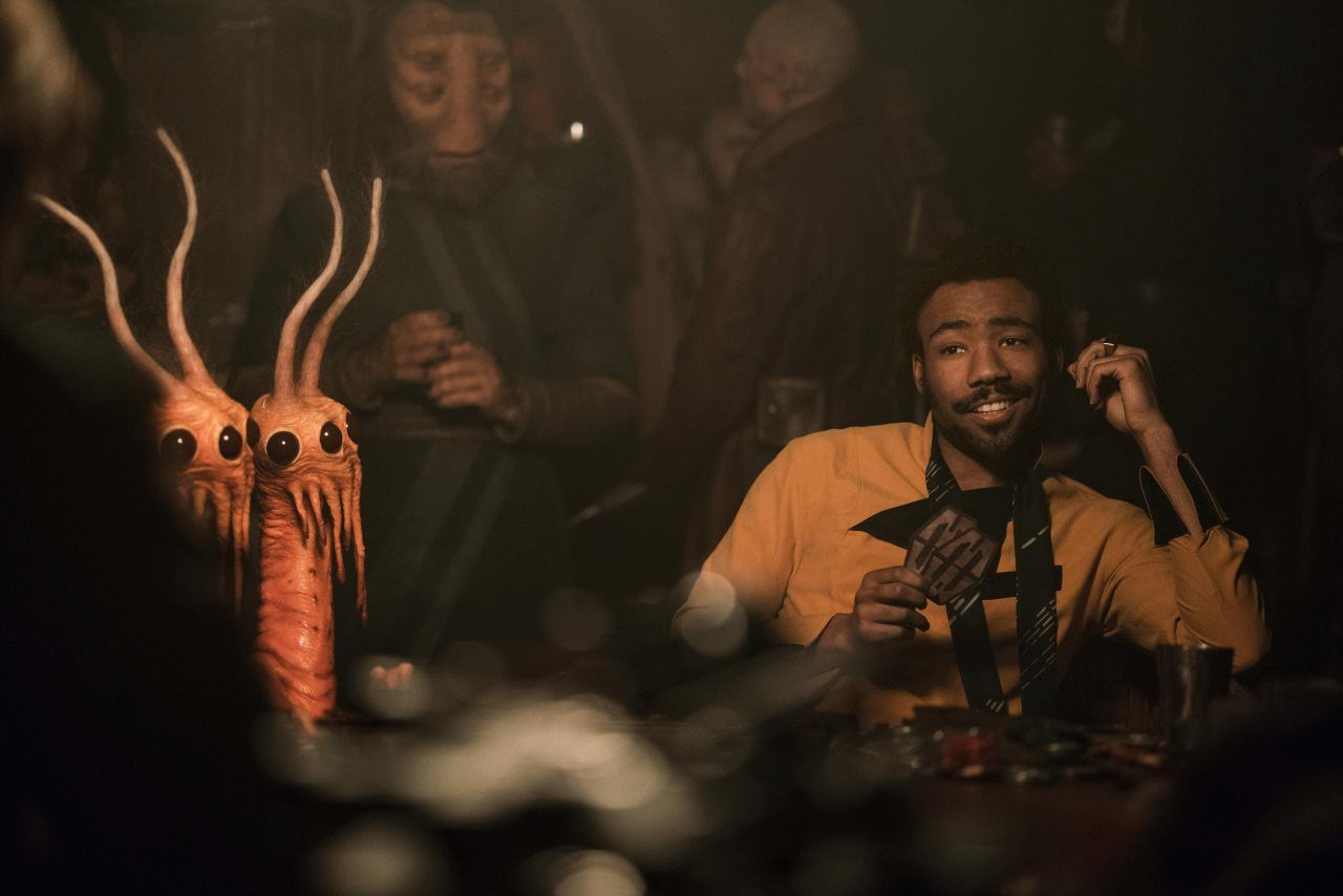 SOLO: A Star Wars Story Still 5