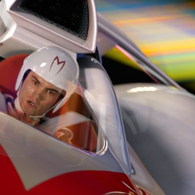 Speed Racer Still 1
