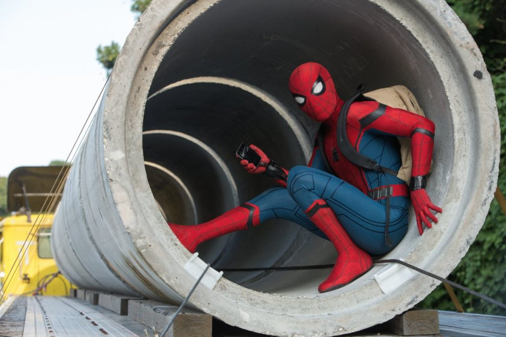 Spider-Man: Homecoming Still 2