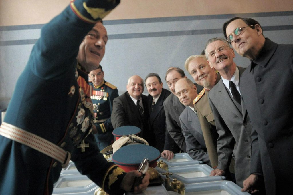 Death of Stalin Review Still 4
