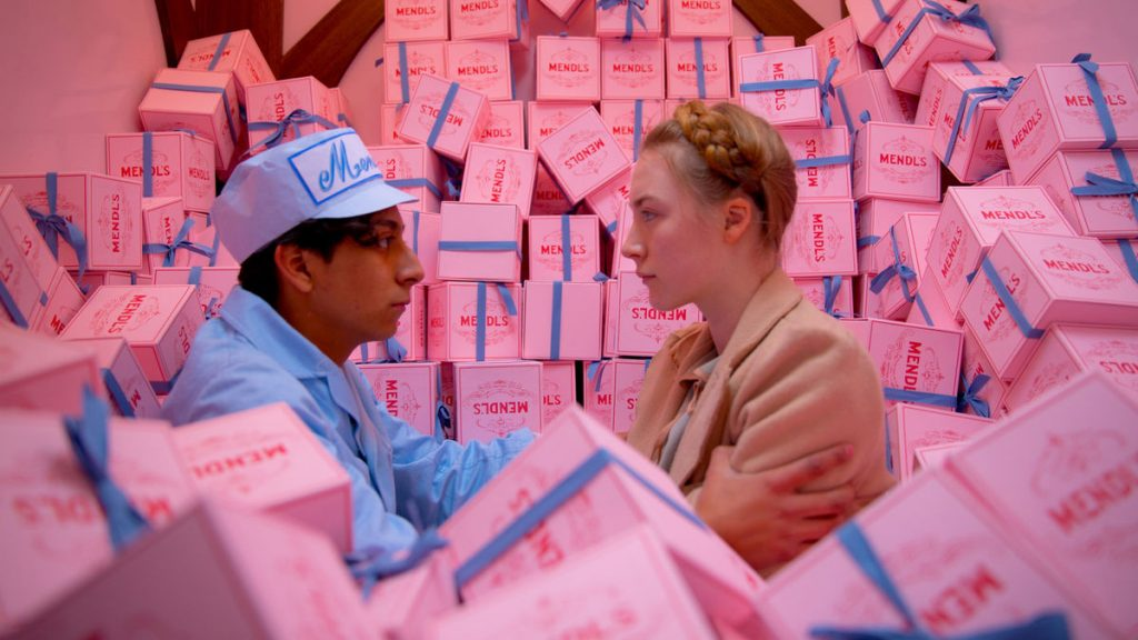 The Grand Budapest Hotel Still 1