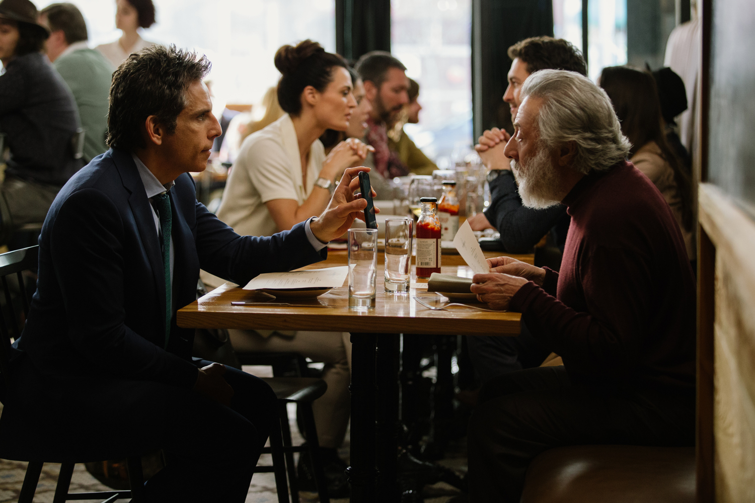 Meyerowitz Stories Review Still 3