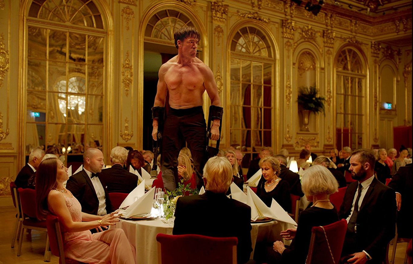 THE SQUARE STILL 1