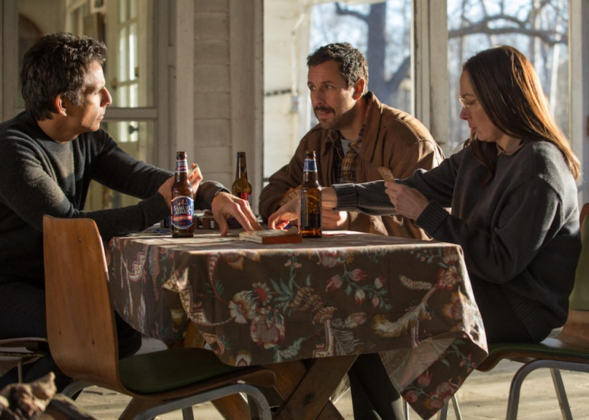Meyerowitz Stories Review Still 1