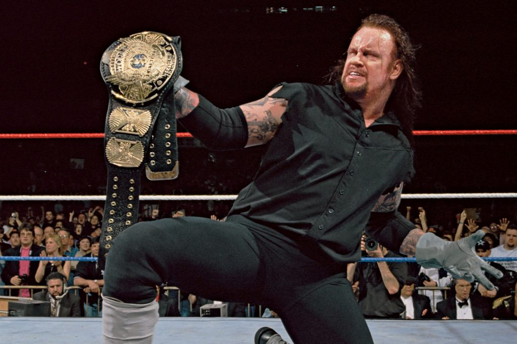 Undertaker Retrospective Still 2