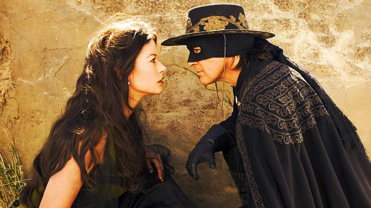 Mask Of Zorro Still 3